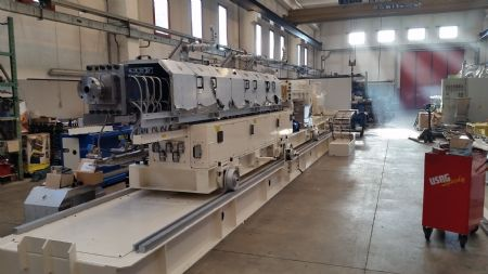 Twin Screw Extruder Repair and Service