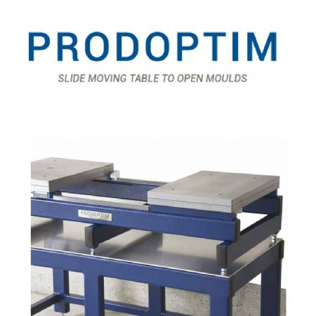 PRODOPTIM Mold Repair & Cleaning Tables