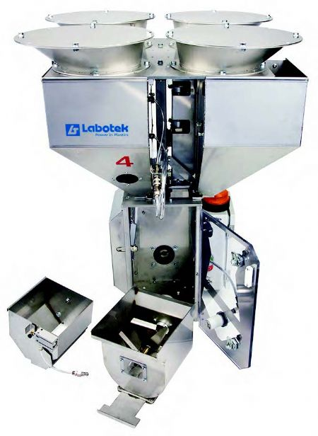 Gravimetric Feeders