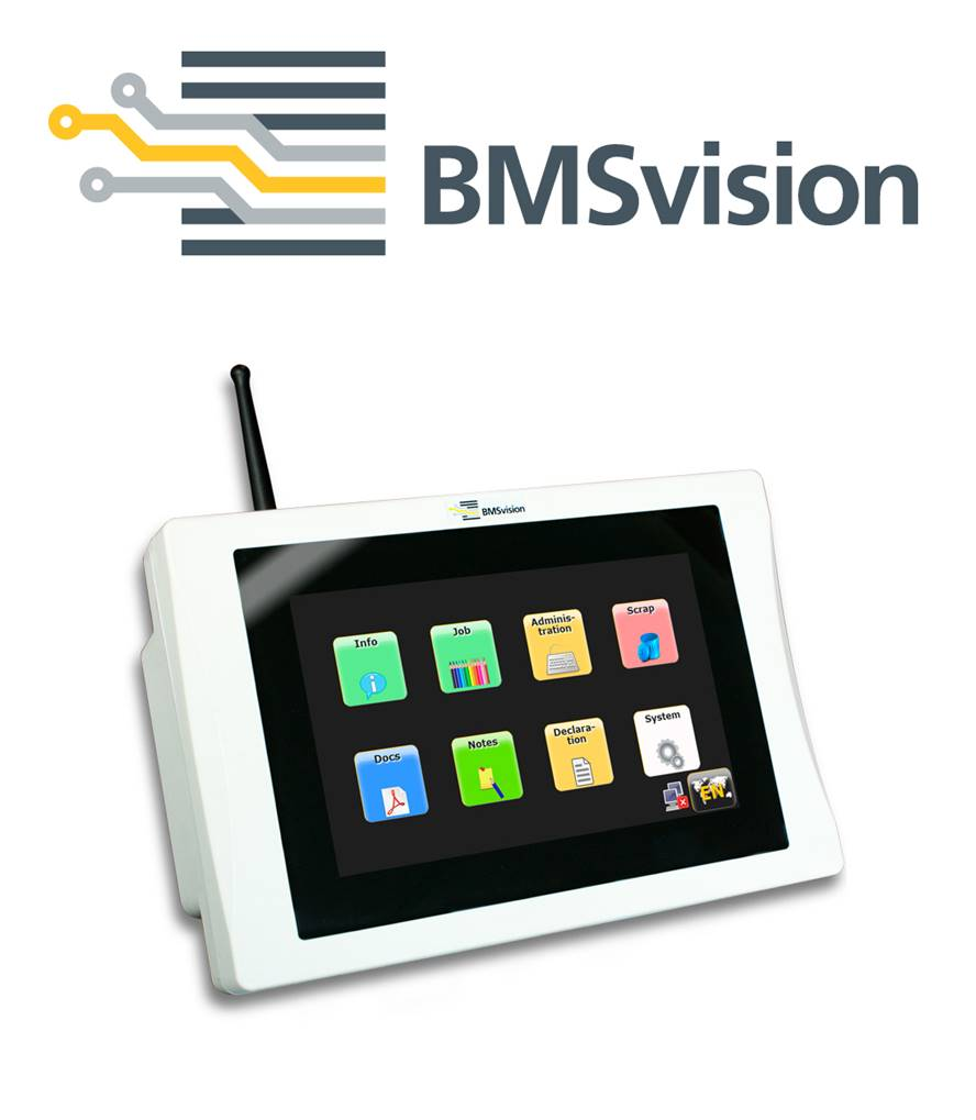 BMSvision Manufacturing Execution Systems
