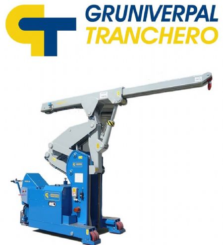 GRUNIVERPAL Cranes and Mold Lifters