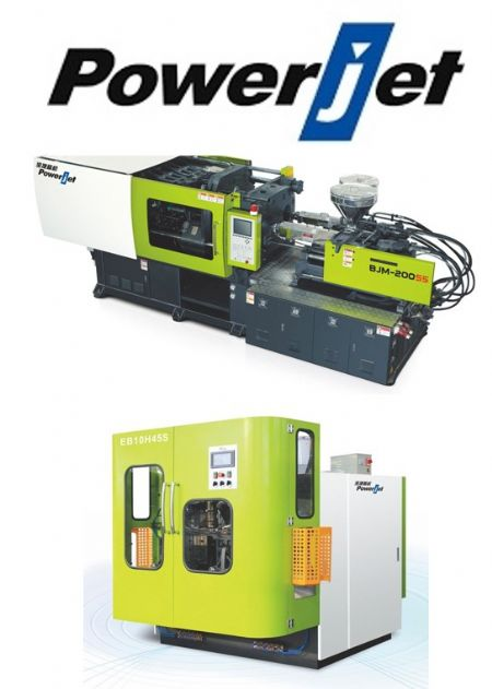 POWERJET Injection and Blow Molding Machines