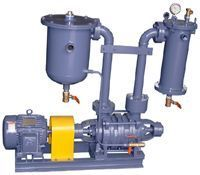 Water Ring Vacuum Pump Production