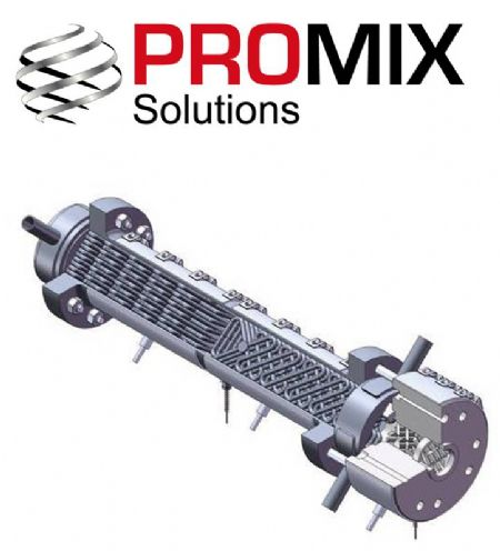 PROMIX Foam Extrusion and Static Mixer
