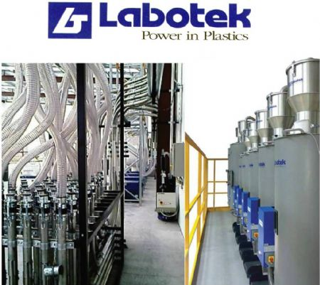 LABOTEK Drying Dosing and Conveying Systems