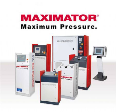 MAXIMATOR Gas Injection Systems